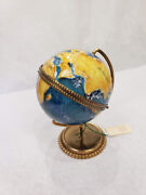 New Rochard Out Of This World Globe Limoges Box Authorized Dealer