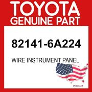 Toyota Genuine Oem 82141-6a224 Wire Instrument Panel 821416a224