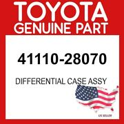 Toyota Genuine Oem 41110-28070 Differential Case Assy 4111028070
