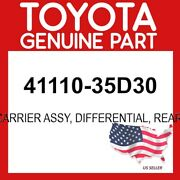 Toyota Genuine Oem 41110-35d30 Carrier Assy, Differential, Rear 4111035d30