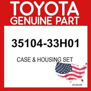 Toyota Genuine Oem 35104-33h01 Case And Housing Set 3510433h01