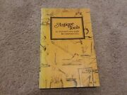 Antique Tools. An Illustrated Value Guide. By Conover Hill. 1975 Sc
