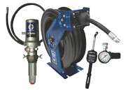 51 Graco Ld Pump Kit With 50ft. Sd Reel And Manual Meter