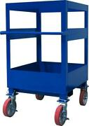 Steel Cage With Casters And Fork Pockets Fits 275 Gallon Low Profile Roth Double