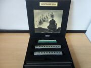 O257-atlas Editions Great Trains Of The World Minitrains Set 1/220 Scale In Box
