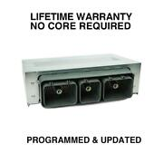 Engine Computer Programmed/updated 2003 Lincoln Ls 3w4a-12a650-jf Php5 3.9l