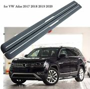 2pcs Fits For Volkswagen Vw Atlas 2017-2021 Deployable Electric Running Board