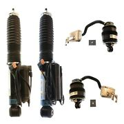 Bilstein B4 Rear Shocks And B3 Air Suspension Springs Kit For Mb S211 E320 Wagon