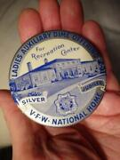 1939 Vfw Silver Jubilee National Home Bank Vg Ladies Auxiliary Whitehead And Hoag