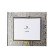 Versace Silver Picture Frame 8 X 10 Vhf3