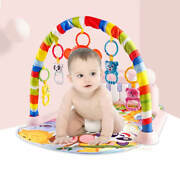 Baby Gym Tapis Puzzles Mat Educational Rack Toys Baby Music Play Mat With Piano