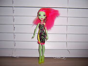 Monster High Venus Mcflytrap Doll Electrified As Pictured