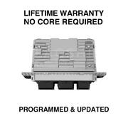 Engine Computer Programmed/updated 2014 Ford Truck Dc3a-12a650-bcf Dhl5 6.8l Pcm