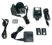 Nikon Coolpix 5700 E5700 5.0 Mp Digital Camera + Charger And Extras