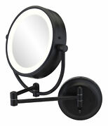 Neomodern Led Lighted Wall Mirror - Hardwired
