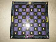 Noble Collection Dc Chess Collection Batman Chess Board