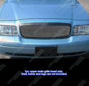 Fits 1998-2012 Ford Victoria Honeycomb Style Model Billet Grille Insert