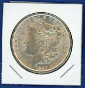 1889 P Morgan Dollar 1 Us Mint Silver Coin 1889-p