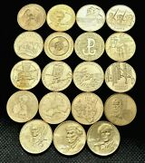Lot Of Commemorative Coins Of Poland - Fight For Freedom And World War Ii Mint