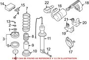 Genuine Oem Rear Right Shock Absorber For Bmw 37126785536