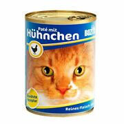 Canned Wet Cat Food Raw Grain Free Chicken Salmon Beef Prawns Pack 20 X 410g