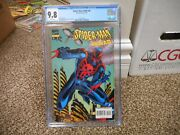 Spiderman 2099 39 Cgc 9.8 Marvel 1996 Nm Mint White Pgs Cool Cover 1st Series