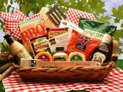 Master Of The Grill Gift Basket Lg