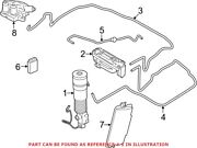 Genuine Oem Rear Right Shock Absorber For Bmw 37126858812