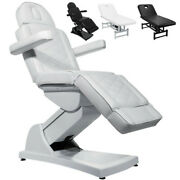 Electric Facial Chair 4 Motors Massage Table Dental Adjustable Reclining Chair