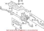 Genuine Oem Rack And Pinion Assembly For Mini 32106899995