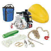 Portable Winch Pcw5000-fk Winch Pcw5000 With Forestery Kit