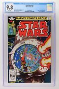 Star Wars 61 - Marvel 1982 Cgc 9.8 Death Of Shira Brie. Admiral Giel Colonel