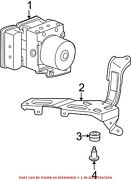 Genuine Oem Abs Hydraulic Assembly For Acura 57110tl2s41