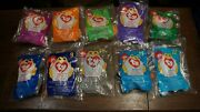 Lot Of 10 1998 Mcdonalds Teeny Ty Babies New In Package 1-36-12