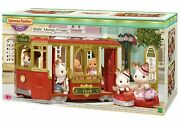 Sylvanian Families Ride Along Tram 6007 Childrens Toy Ages 3+ Brand New In Box