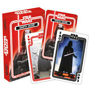Aquarius Officially Licensed Star Wars Darth Vader Designed Fun Playing Cards