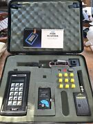 Microtest Inc,m-test Pair Scanner, Signal Injector And Cable Tracer Kit Untested