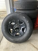 Tires With Rims And Lugnuts