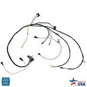 1971 Impala Bel Air Caprice Engine Harness Hei V8 350 400 Ci With Auto Trans Eac