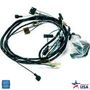 1971 Impala Bel Air Caprice Engine Harness V8 350 400 Ci With Manual Trans Each
