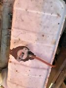 Used Marine Caterpillar 3160 210 Hp Heat Exchanger And Expansion Tank