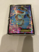 2014 Pokemon Seismitoad Ex Full Art In In Good Condition With Other Cards.