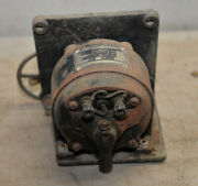Early Westinghouse Ac Motor Type Cah Collectible Fan Clock Antique Part Tool