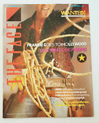 The Face Magazine 47 1984 Frankie Goes To Hollywood Prefab Sprout Mapplethorpe