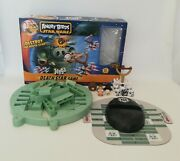 Angry Birds Star Wars Fighter Pods Jenga Death Star - Complete