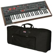 Dave Smith Instruments Sequential Prophet-6 Synthesizer Performer Pak