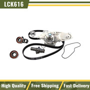 Gates Timing Belt/water Pump Kit For Accord Tl Mdx Pickup Truck 3.0 3.5 3.7
