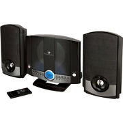 Home Music System With Am/fm Radio Stereo 5.1 Channel Surround Gpx Compact Disc