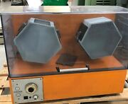 Dreher Model Mt 2 / Vt Rotary Tumbler Two Barrelmade In Germany