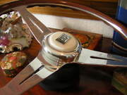 Rolls Royce Silver Shadow 1 1968 - 1976 Wood Steering Wheel Nardi 15.3 New